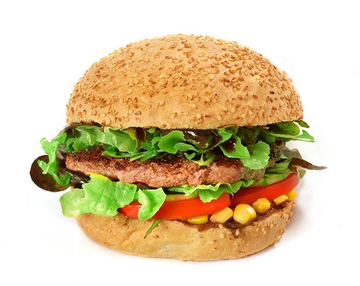 Bio Beef Holzfaller Burger Buben De