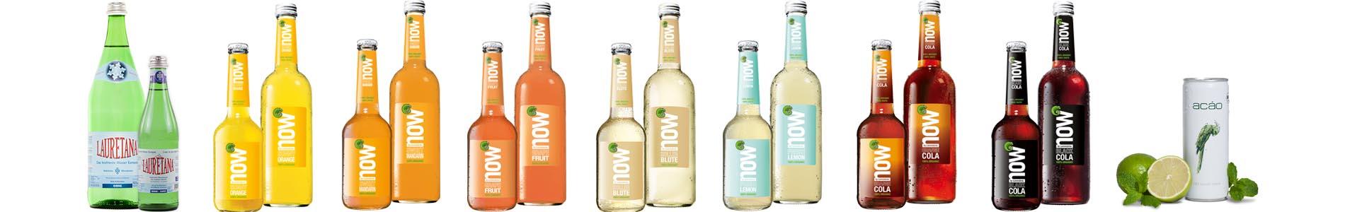 Now Bio Limonade bestellen in München | Burger-Buben.de